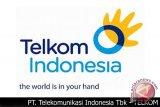 Telkom peroleh pendapatan usaha senilai Rp128,3 triliun