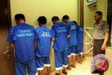Polres Amankan Pemilik Pabrik Pembuatan Mi Berformalin