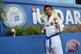 Rizar Pranowo Atlet Taekwondo Terbaik Lampung 2013