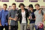 One Direction penyanyi terpopuler 2013