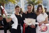 Film lesbian raih penghargaan tertinggi di Festival Cannes