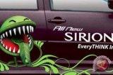 Daihatsu Gelar Kompetisi Modifikasi Sirion