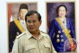 Prabowo Terima Kunjungan Marie Alkatiri
