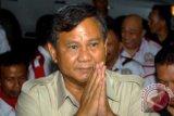 Prabowo Tukar Pengalaman Dengan Marie Alkatiri