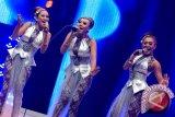 Once dan Trio Macan manggung di Malaysia