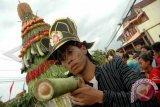 Kirab Budaya Merti Bumi Godean berlangsung semarak