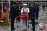 Presiden ambil sumpah 735 Perwira Remaja TNI-Polri