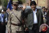 Mantan presiden Bolivia angkat kaki ke Meksiko