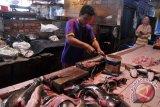 Harga ikan gabus Giling di Palembang Rp60.000/kg
