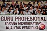 PGRI: kode etik guru sebaiknya disusun organisasi guru