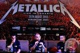 Metallica akan merilis buku belajar ABC untuk anak-anak