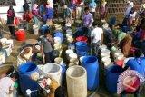 BPBD Sleman : droping air bersih diupayakan untuk alternatif terakhir