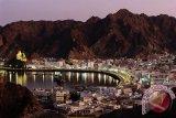 Peragaan busana dan Tari  pukau publik Oman