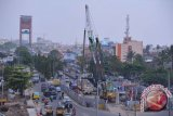 Dua jalan layang Palembang dibangun tahun depan