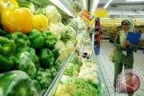 Warna sayuran dan buah memiliki manfaat yang berbeda