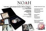 Noah luncurkan buku perjalanan konser dua benua