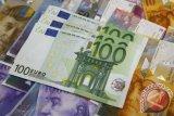 Euro jatuh ke level terendah dua bulan terakhir
