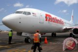 Pertama kali Malindo Air mendarat di Silangit