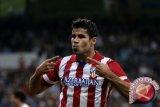Debut di Atletico Madrid, Diego Costa Cetak Gol, Namun Diusir Wasit
