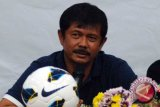 Indra Sjafri komentari tendangan jarak jauh Firza Andika yang buahkan dua gol