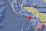Pulau Simeulue rawan gempa dan tsunami