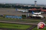 Bandara Soekarno-Hatta mengungguli Changi dan Incheon