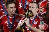 Usaha keras Franck Ribery belum berbuah Ballon d'Or