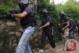 Densus 88 tangkap terduga teroris di Ogan Komering Ulu