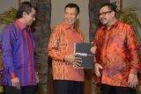 Gubernur Bali  Buka Rakernas LKBN Antara 2014