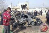 Bom mobil guncang Suriah utara, 10 orang tewas