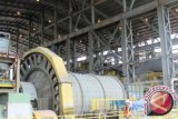 Produksi tambang Newmont diolah di PT Smelting Gresik