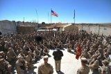 16 marinir AS ditahan terkait perdagangan manusia