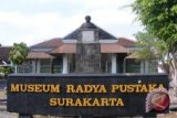 Museum Radya Pustaka Surakarta dibuka kembali
