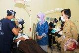 RS Siti Masyita operasi 10 pasien bibir-sumbing