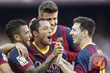 Pique dan Messi, energi dan  saling meneguhkan