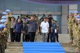 Presiden Resmikan Pusat Perdamaian dan Keamanan Indonesia