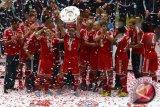 Bayern Tutup Bundesliga 2013-2014 Dengan Kemenangan