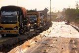 Penanganan Jalur Pantura Dihentikan H-30 Lebaran