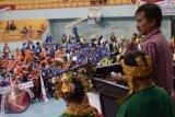Pusat Siap Bantu Pembangunan Stadion Barombong