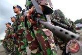Kodam Bukit Barisan Kerahkan 3.000 Personel Beserta Alutsista
