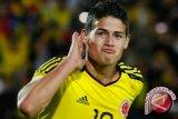 Bayern Muenchen kehilangan James Rodriguez