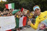Mantan juara Nibali tersingkir di Tour de France