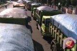 Angkutan Batu Bara Biang Kemacetan Palembang - Baturaja