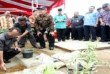 Ground Breaking Kebun Raya Batam/Joko Sulistyo