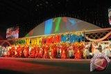 Nuansa religi meriahkan pembukaan MTQ internasional di Palembang