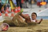 Asian Games - Maria Natalia Londa Persembahkan Emas Pertama Atletik