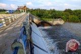 Pemerintah anggarkan Rp158 miliar bangun Bendung Kamijoro