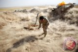 Tiga roket hantam pangkalan militer AS di Irak