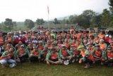 BCC Ikuti Gowes Bersama di Subang/Istimewa