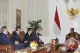 Presiden Jokowi Terima Dubes